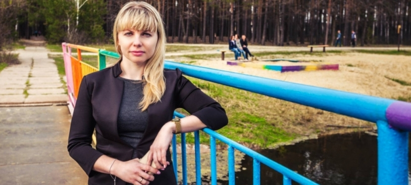 Start with yourself: how Irshansk community puts the town inorder