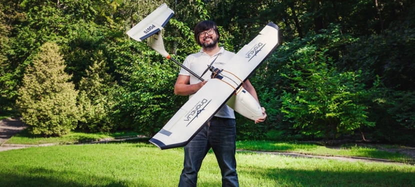 """DroneUA founder: we grew up from making hardware to a """"smart"""" service forbusinesses"""