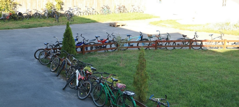 A bicycle for the community: why the village is even more advanced now than thecity