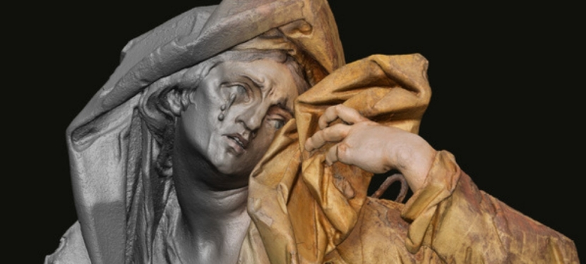 EU project digitizes Pinzel's sculptures in 3D format