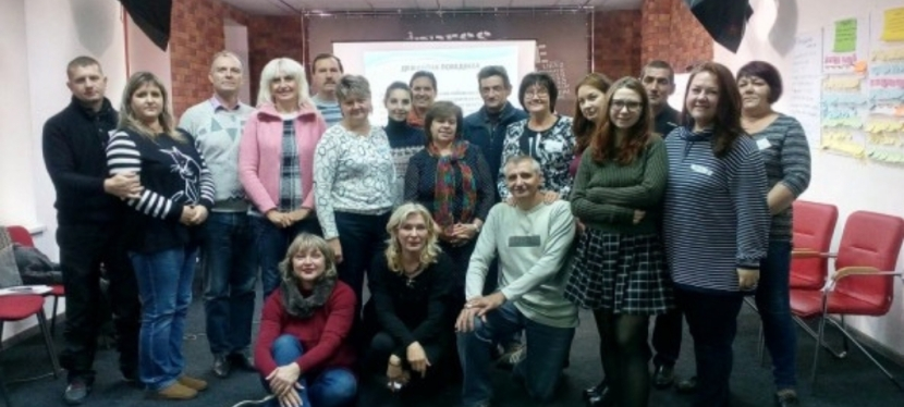 Ukraine implements care for orphans in accordance with the Europeanmodel