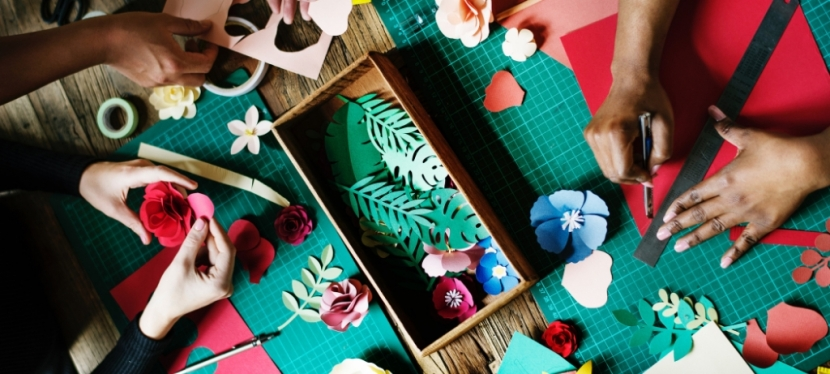 How Valentyna of Horlivka opened a handmade products shop after the VKontakte ban
