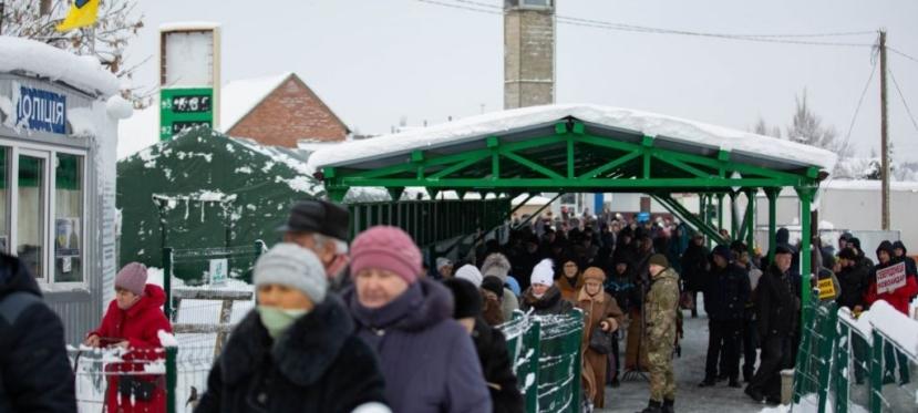 EU helps to protect civilians in conflictzone