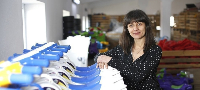 How a Ukrainian toy manufacturer attracted European investments