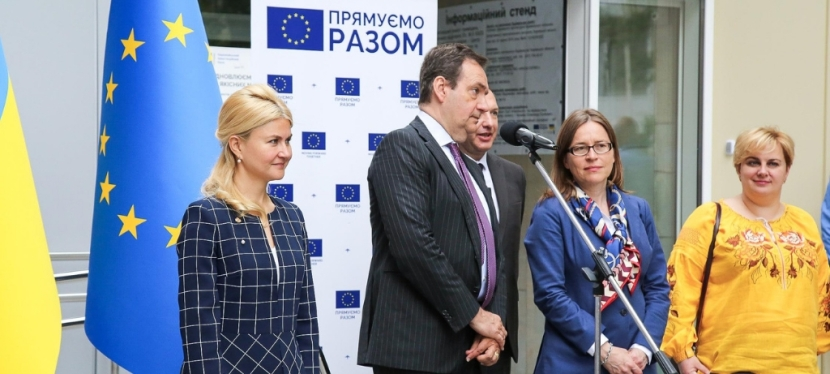 How EU helps to remedy consequences of conflict in Ukraine's east through Early Recovery Programme