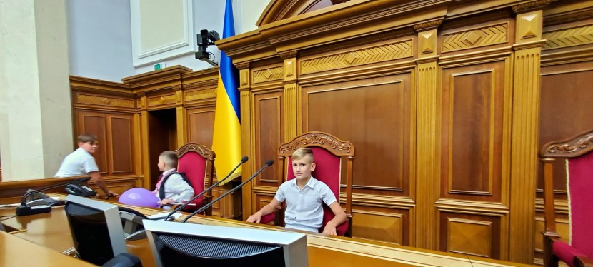 "EU helps to ""open"" Verkhovna Rada of Ukraine for citizens"