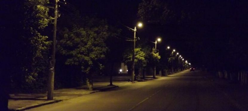 EU co-finances renovation of street lighting in Sambir