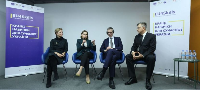 EU4Skills helping to improve quality and prestige of vocational education in Ukraine