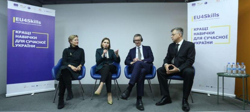 EU4Skills helping to improve quality and prestige of vocational education inUkraine