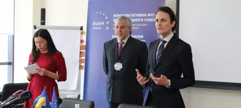 EU Advisory Mission to Ukraine opens first educational centre for law enforcers in Odesa