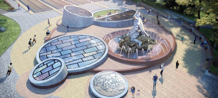 EU funds construction of interactive museum in dungeons ofRivne