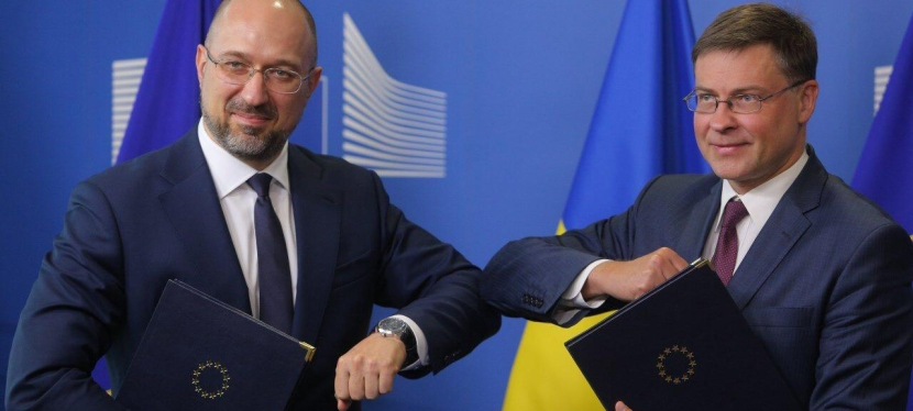 EU provides EUR 1.2 bln of macro-financial assistance to Ukraine to overcome pandemiceffects
