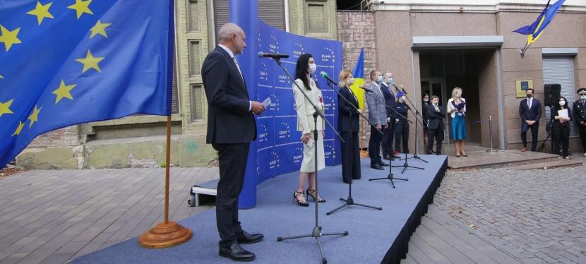 EU Advisory Mission opens office inMariupol